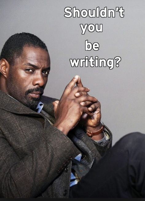 Idris writing