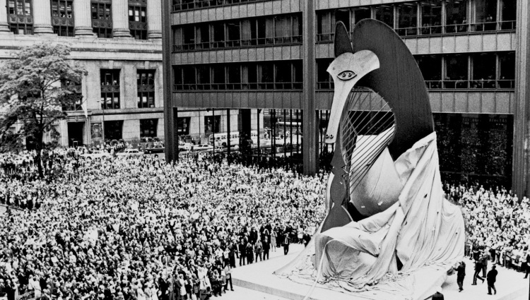 Picasso Unveiling