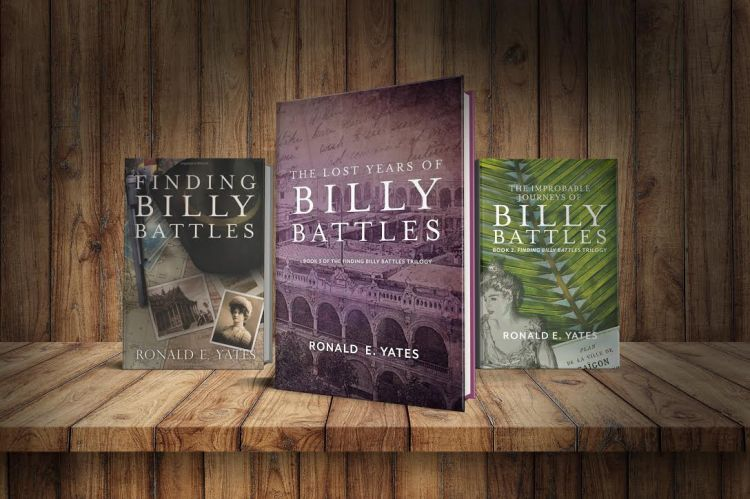 Billy Battles Trilogy