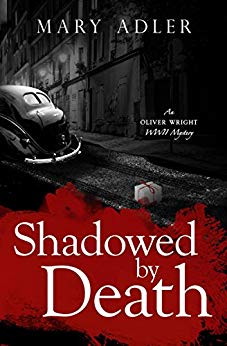 Shadowed by Death by Mary Adler